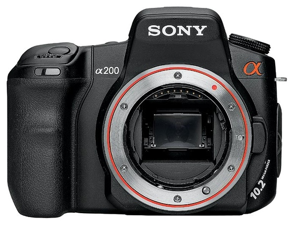 "Sony Alpha DSLR-A200: тест журнала ""Foto&Video"""