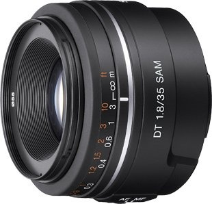 Sony DT 35mm F1.8 SAM, 85mm F2.8 SAM и Distagon T* 24mm F2 ZA SSM