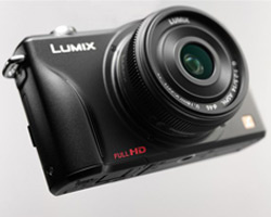 беззеркальная камера Panasonic Lumix DMC-GF2 - Panasonic Lumix DMC-GF2
