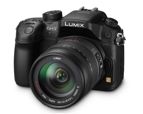 беззеркальная камера Panasonic Lumix DMC-GH3 - Panasonic Lumix DMC-GH3
