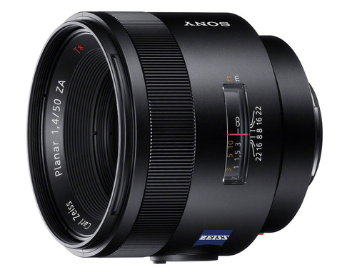 Sony Carl Zeiss Planar T* 50mm f/1.4 ZA SSM - 1.0 МБ