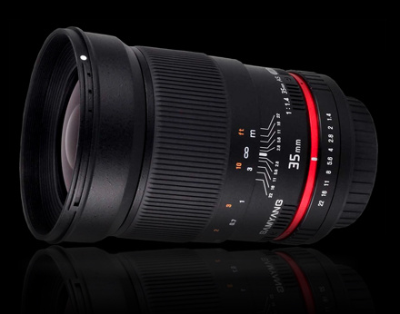 объектив Samyang 14mm f/2.8 ED AS IF UMC Canon EF - Большой тест объективов Samyang
