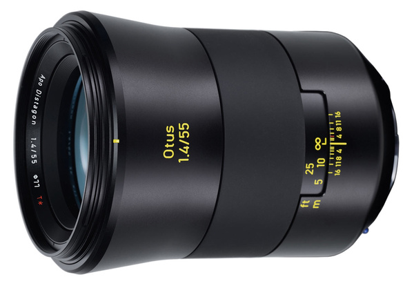 объектив Zeiss Otus 1.4/55 ZE - Zeiss Otus 55mm F1.4 — полтинник за $4000