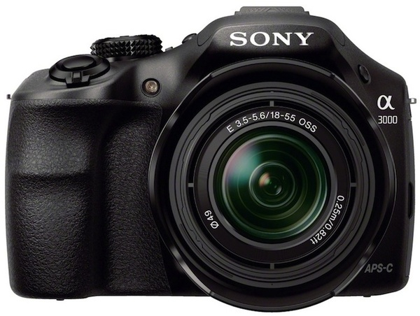 Sony A3000 - 1.0 МБ