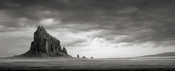 Shiprock, Navajo Nation. © David Fokos
