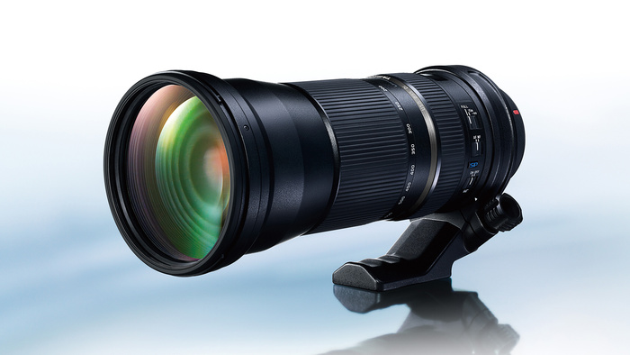 Старт продаж Tamron SP 150-600mm F/5-6.3 Di VC USD