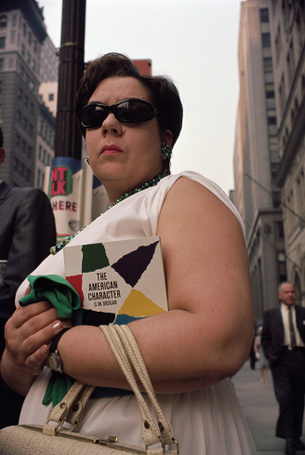 Joel Meyerowitz. New York City, 1963