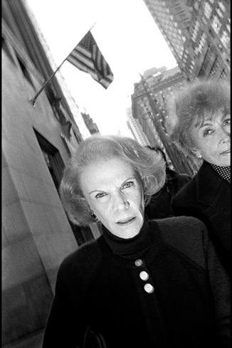 Bruce Gilden. USA. New York City. 1992
