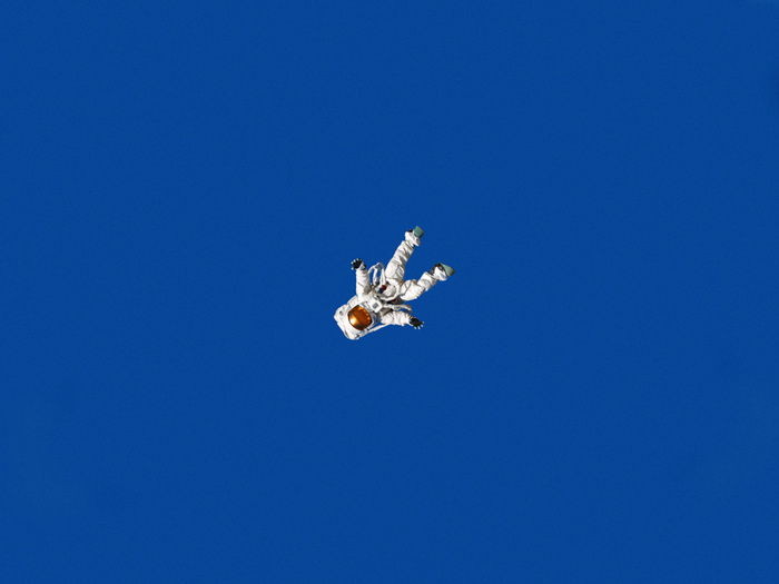 Space © Tyler Shields