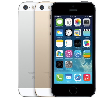 Тест Apple iPhone 5s