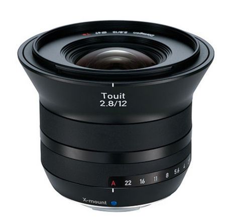 Тест объектива Zeiss Touit 2.8/12 X-mount