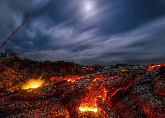 Molten Dream © Todd Kawasaki