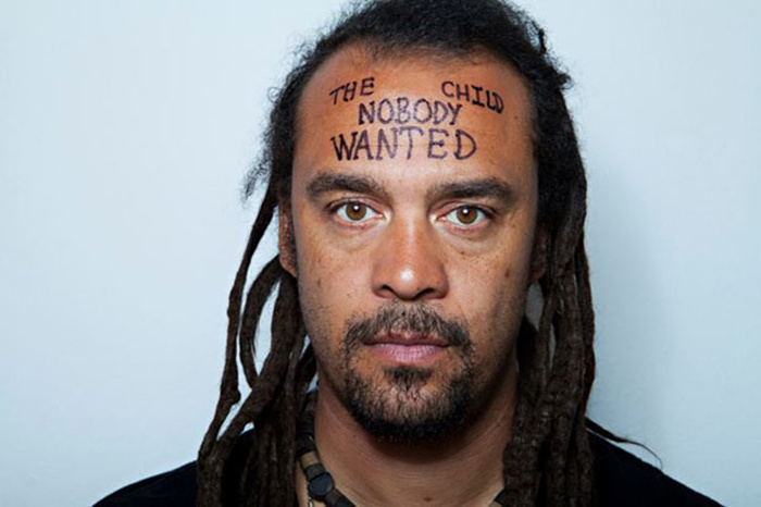 """I am not my adoption"" — Michael Franti"