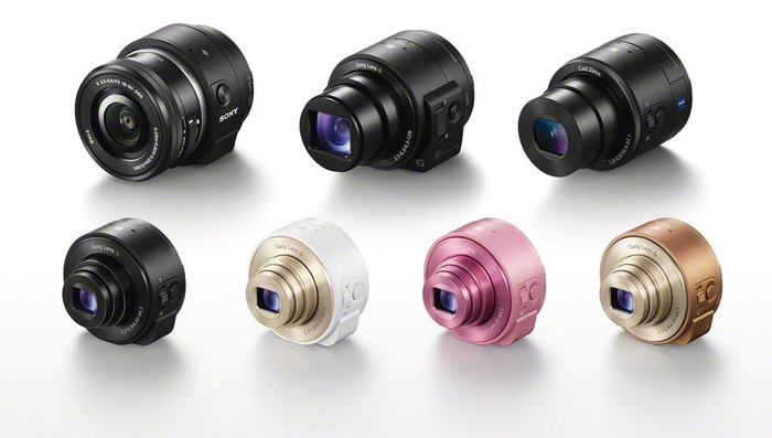 Sony ILCE-QX1 - 1.0 МБ