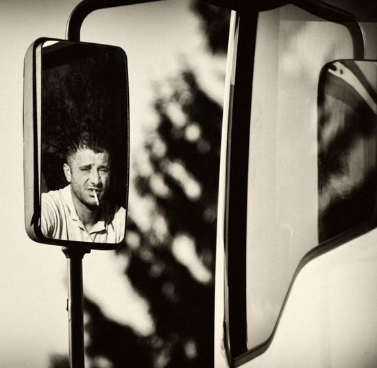 © mr.truck driver by Barbara