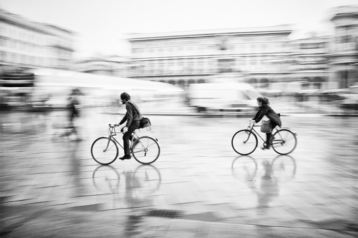 at the speed of two © Fabio Giannelli