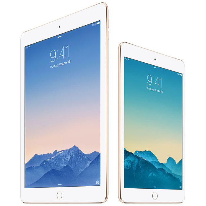 Анонсы Apple: iPad Air 2, iPad Mini 3 и iMac с 5К-монитором 27""