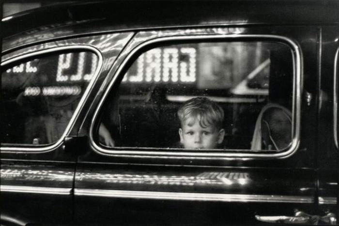 Elliot Erwitt, Pittsburgh, 1950