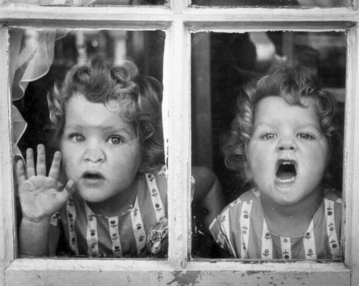 Thurston Hopkins, The Champion Twins, 1956