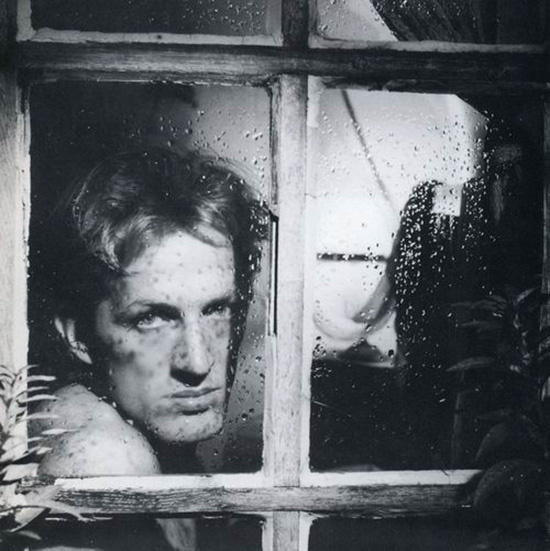 Herbert Tobias, Self portrait, Paris, 1952