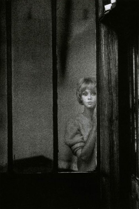 Jeanloup Sieff, Ina, Paris, 1959