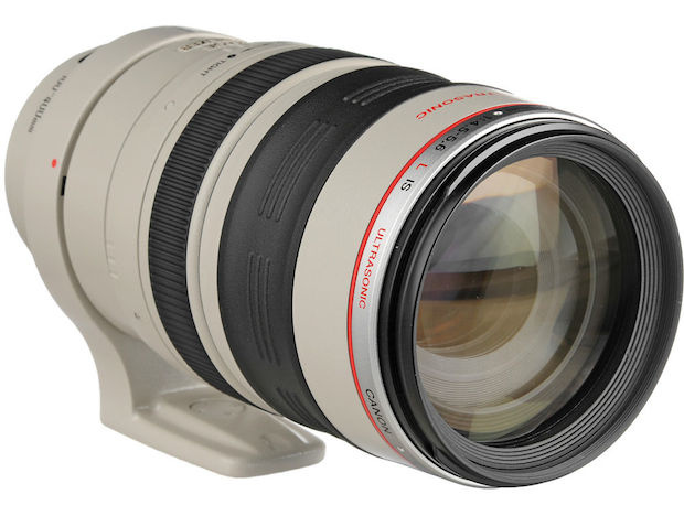 Canon EF 100-400mm f/4.5-5.6L IS USM (с 1998 года)