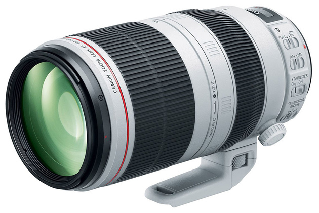 Canon EF 100-400 f/4.5-5.6L IS II USM - 1.0 МБ