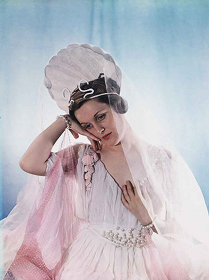 The Honorable Mrs Bryan Guinness as Venus