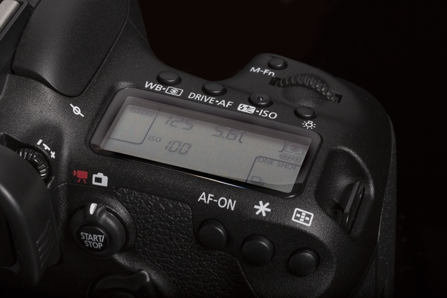 Canon EOS 7D Mark II - 5.0 МБ