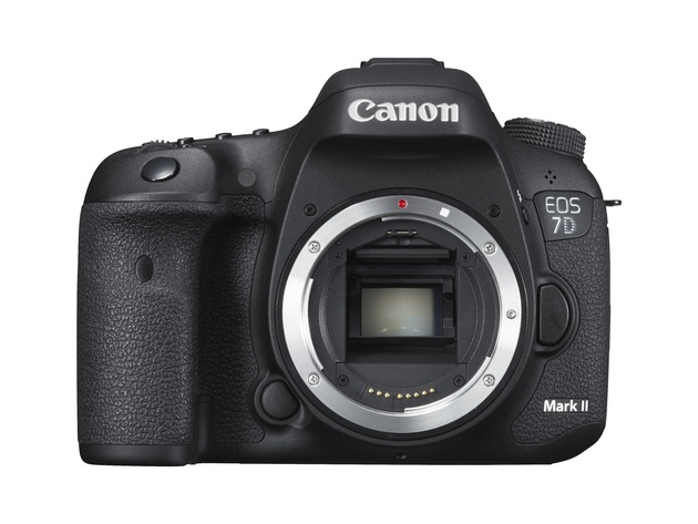 Canon EOS 7D Mark II - 2.0 МБ
