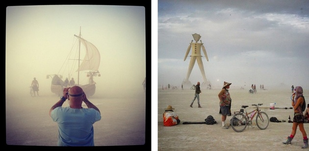Фото © 2012-2014, Алексей Никишин, Burning Man