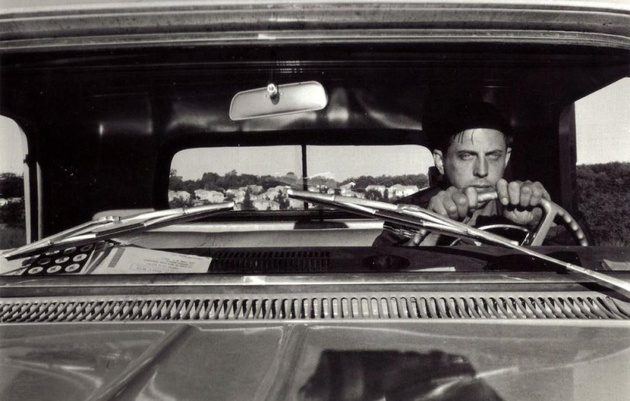 © Lee Friedlander Self-portrait- Haverstraw, New York, 1966