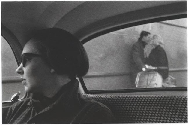 © Louis Stettner, On a Dutch Ferry, Holland, 1958