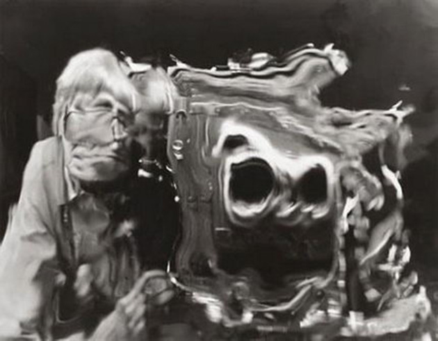 Rondal Partridge, Self-Portrait, Old Photographers Never Die, 1994