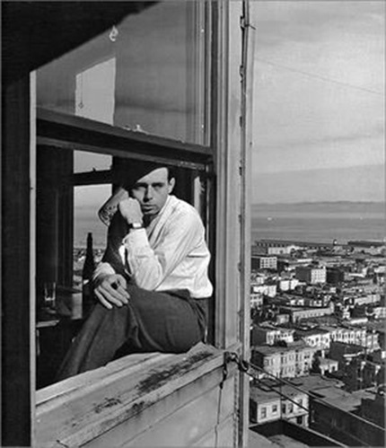 John Gutmann, Self Portrait, San Francisco, 1934