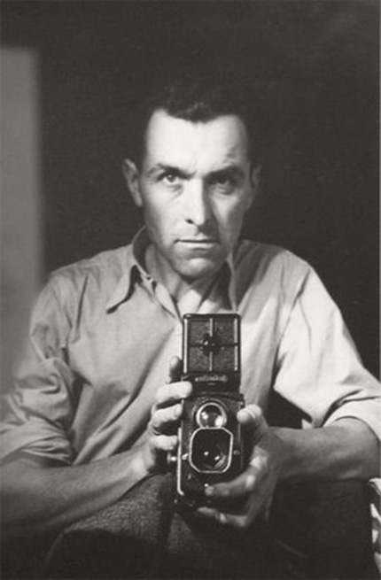Robert Doisneau, Self Portrait