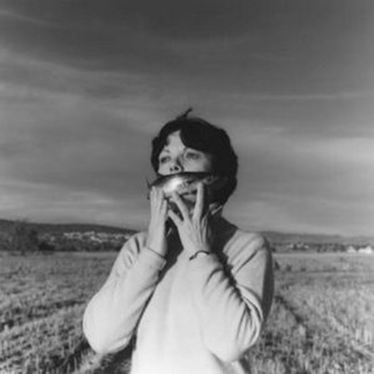 Graciela Iturbide, Self Portrait