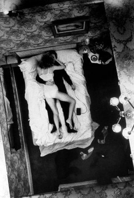 Helmut Newton, Self Portrait with Model, 1973