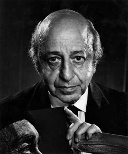 Yousuf Karsh, Self-Portrait