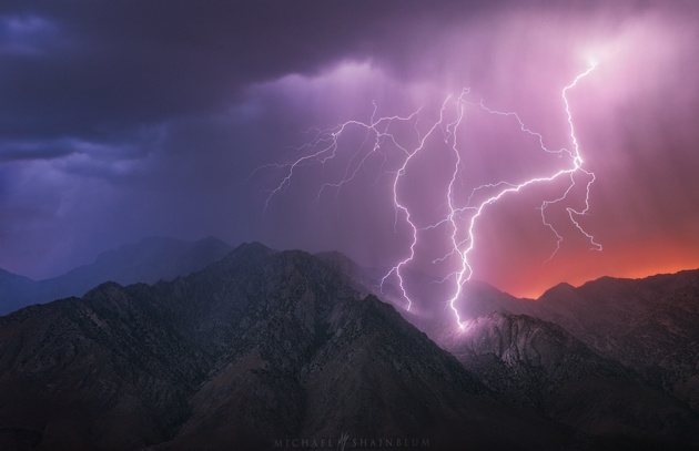 Thunder Mountain © Michael Shainblum