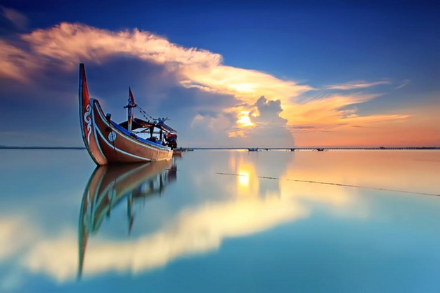 Circle Cloud © Agoes Antara