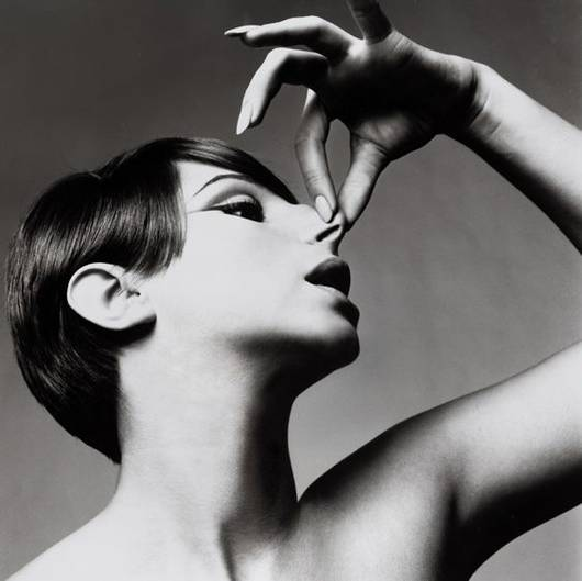 Richard Avedon Barbra Streisand, New York, October 1, 1965