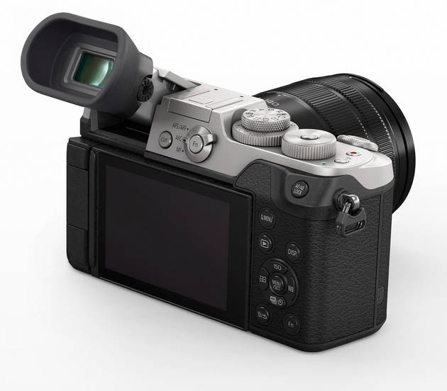 беззеркальная камера Panasonic Lumix DMC-GX8 - Panasonic LUMIX DMC-GX8