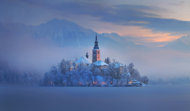 The Magic of Bled Island © Dan Briski