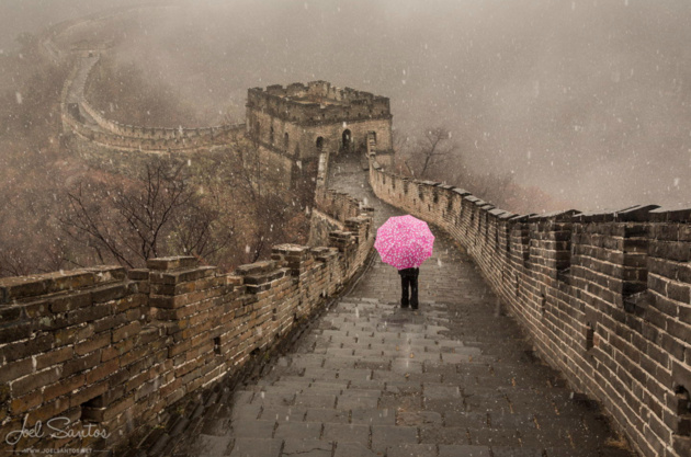 Great Wall © Joel Santos