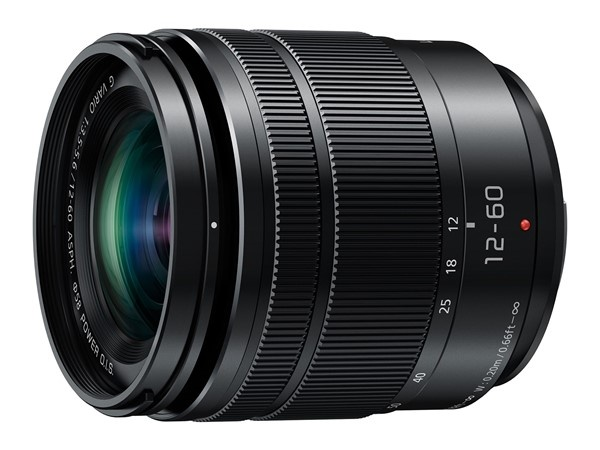 объектив Panasonic Lumix G Vario 12-60mm F3.5-5.6 ASPH  Power O.I.S. - Объектив Panasonic Lumix G Vario 12-60mm F3.5-5.6 с Power OIS и Dual IS