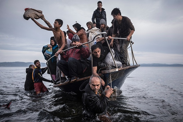 Сергей Пономарев / The New York Times / World Press Photo