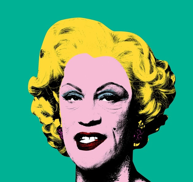 Andy Warhol  Green Marilyn (1962), 2014