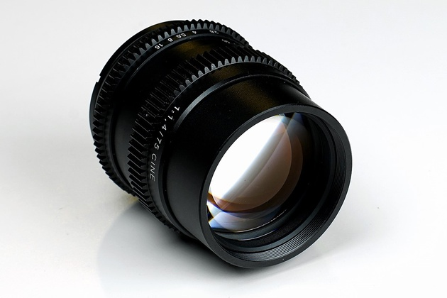 SLR Magic CINE 75mm F1.4