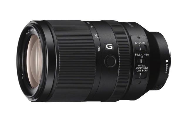 Sony FE 70-300mm f/4.5-5.6 G OSS - 1.0 МБ